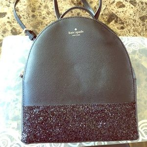 Kate Spade Black Mini Backpack Greta Court ❤️❤️